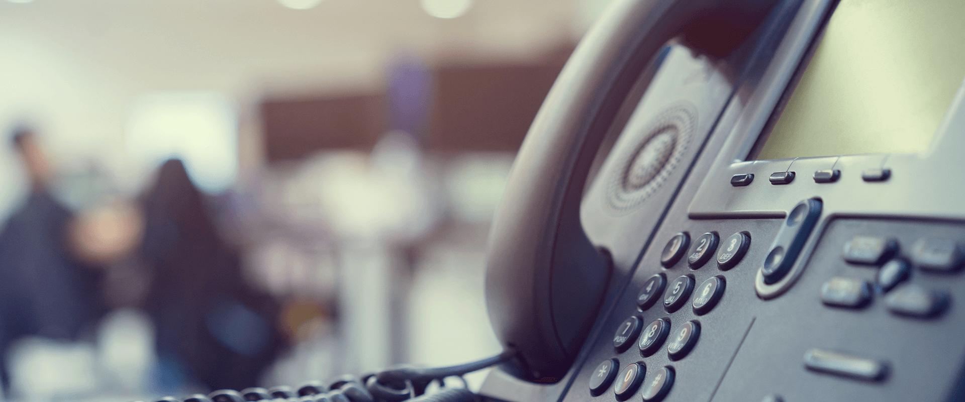 Nahaufnahme - Telefon