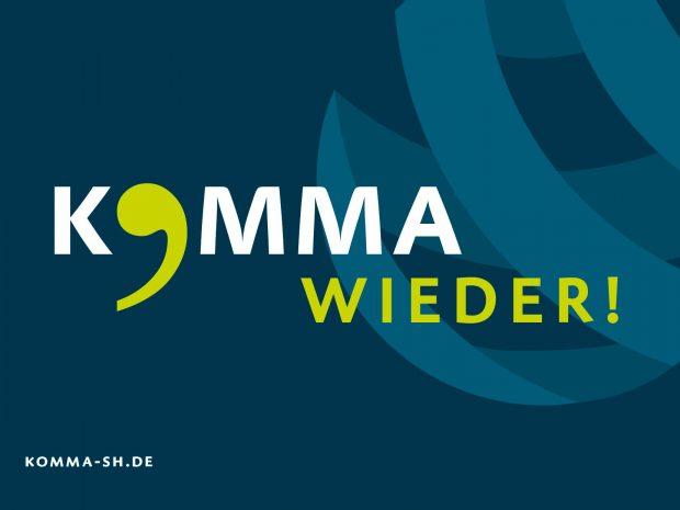 """Beitragsbild zum Thema """"Keine Präsenz- aber Online-Veranstaltungen bei KOMMA"""""""