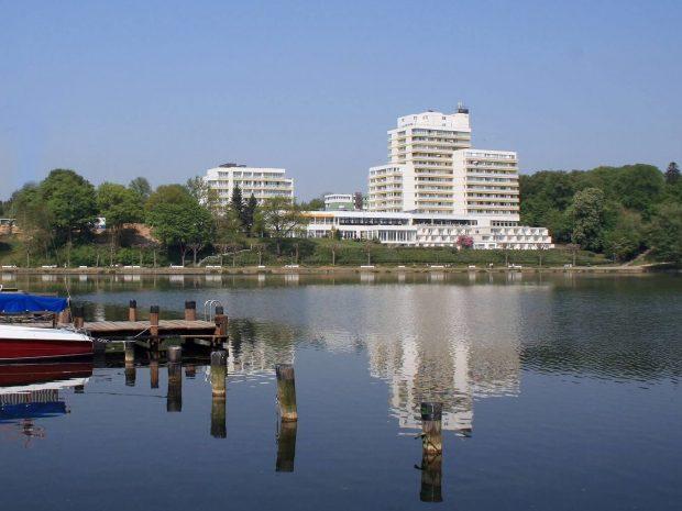 Vitalia Seehotel – Weniger Parkplätze
